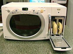 Lg Microwave Toaster Combo For